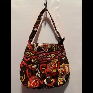 Vera Bradley Lades Small Design Cloth  Bag